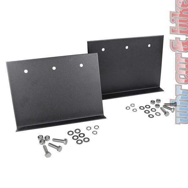 Enduro Adapter Montageset Flachrahmen BPW für ENDURO Rangierhilfen Wohnwagen