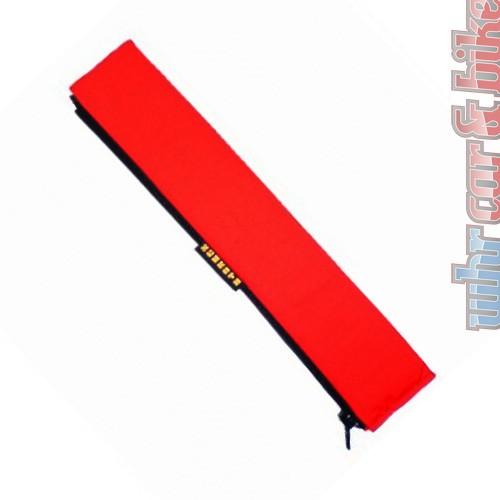 Schroth Gurtpolster 2 Zoll 50mm Gurtschoner rot ohne Schriftzug