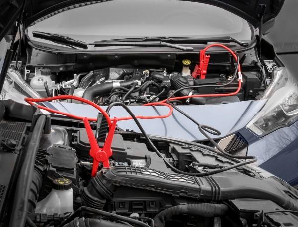 APA LKW PKW 12V 24V Starthilfekabel 25mm² Überbrückungskabel bis 2500cm³