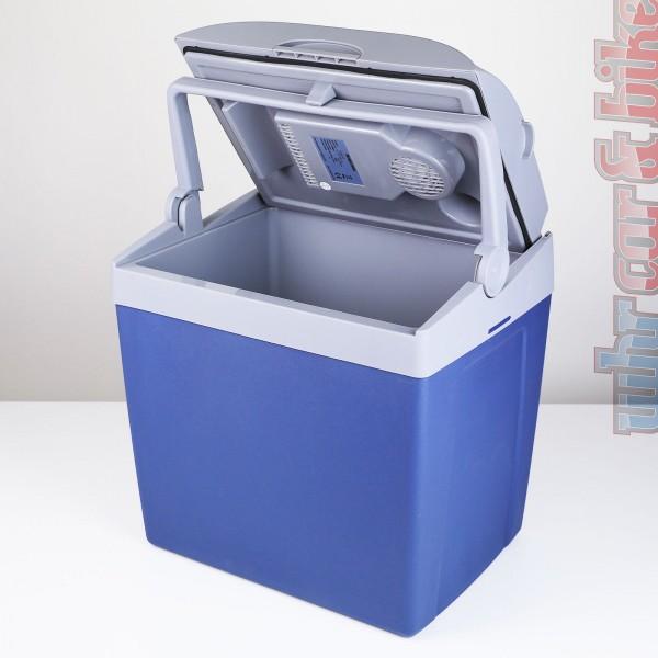 Mobicool 12V U26 DC thermoelektrische Kühlbox 25L blau Kühlschrank Dometic Waeco