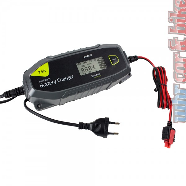 intelligentes Batterieladegerät 7,5A ProUser IBC7500B 12V 24V 240Ah Bluetooth