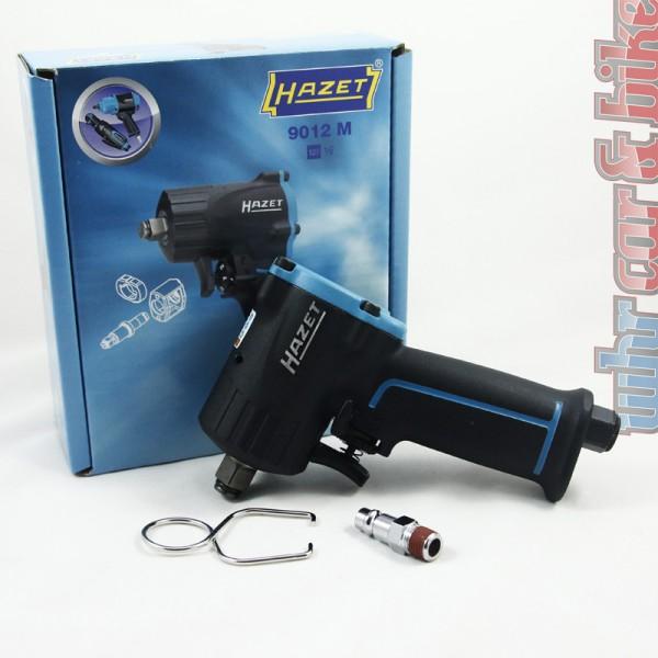 """Hazet 9012M Mini Druckluft Schlagschrauber 1/2"""" 1100Nm Einhandumschaltung"""